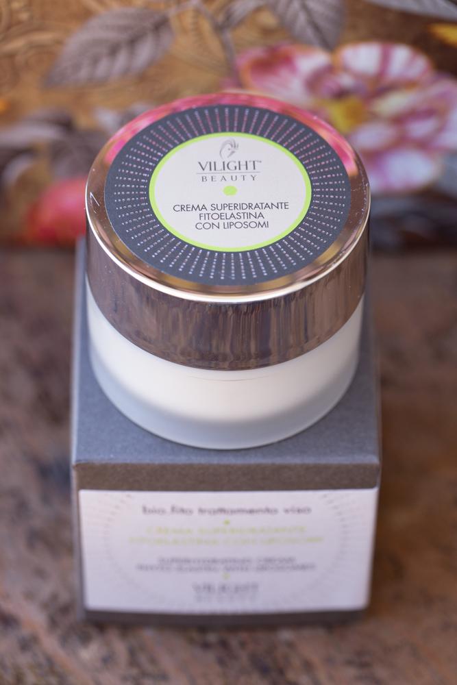 Vilight Beauty Szuperhidratáró arckrém liposzómákba zárt fitoelasztinnal