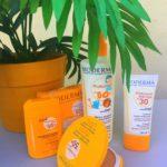 Bioderma napvédők