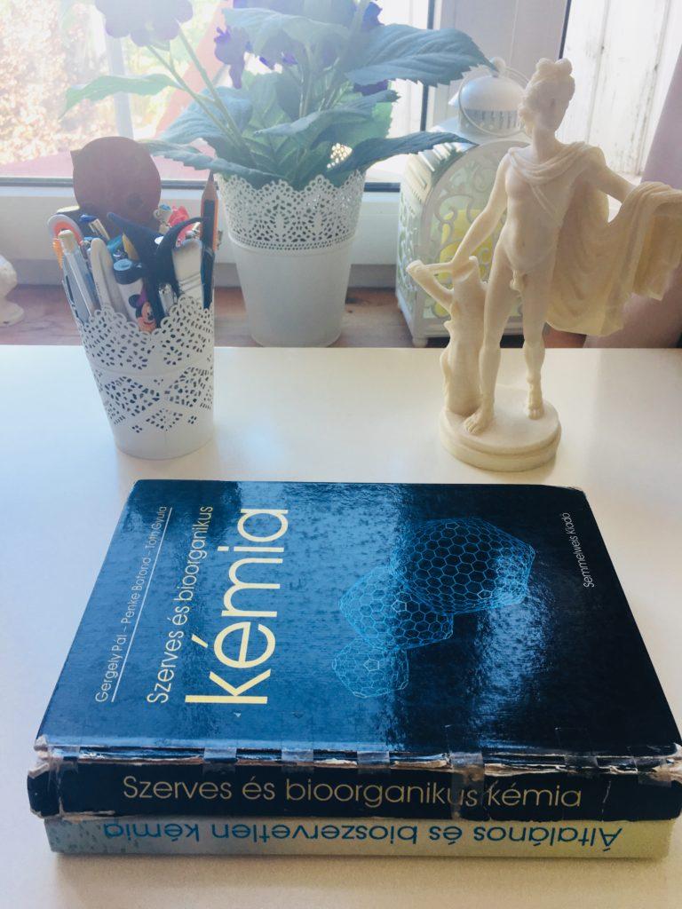 Orvosi Kémia tankönyveim