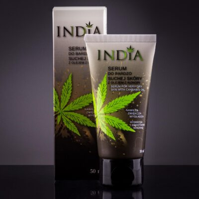 Cannabis szérum 50 ml, India Cosmetics